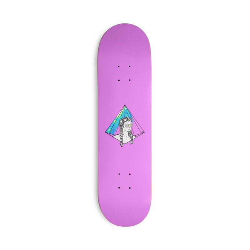 Diamond View Accessories Skateboard by VRTrend's Artist Shop