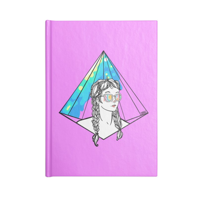 Diamond View Accessories Notebook by VRTrend's Artist Shop