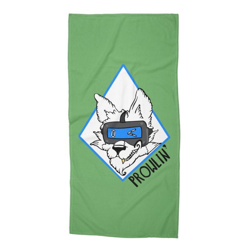 Prowler Accessories Beach Towel by VRTrend's Artist Shop