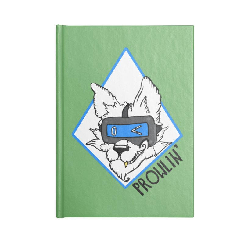 Prowler Accessories Notebook by VRTrend's Artist Shop