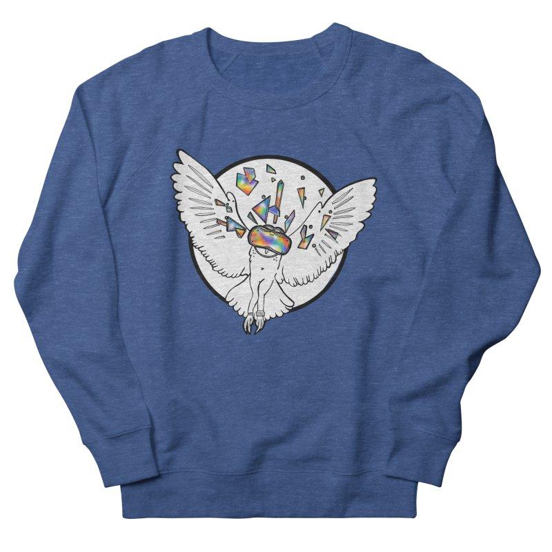 Owlculus Men's Sweatshirt by VRTrend's Artist Shop