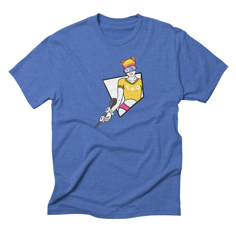 Meatball Attack Men's T-Shirt by VRTrend's Artist Shop