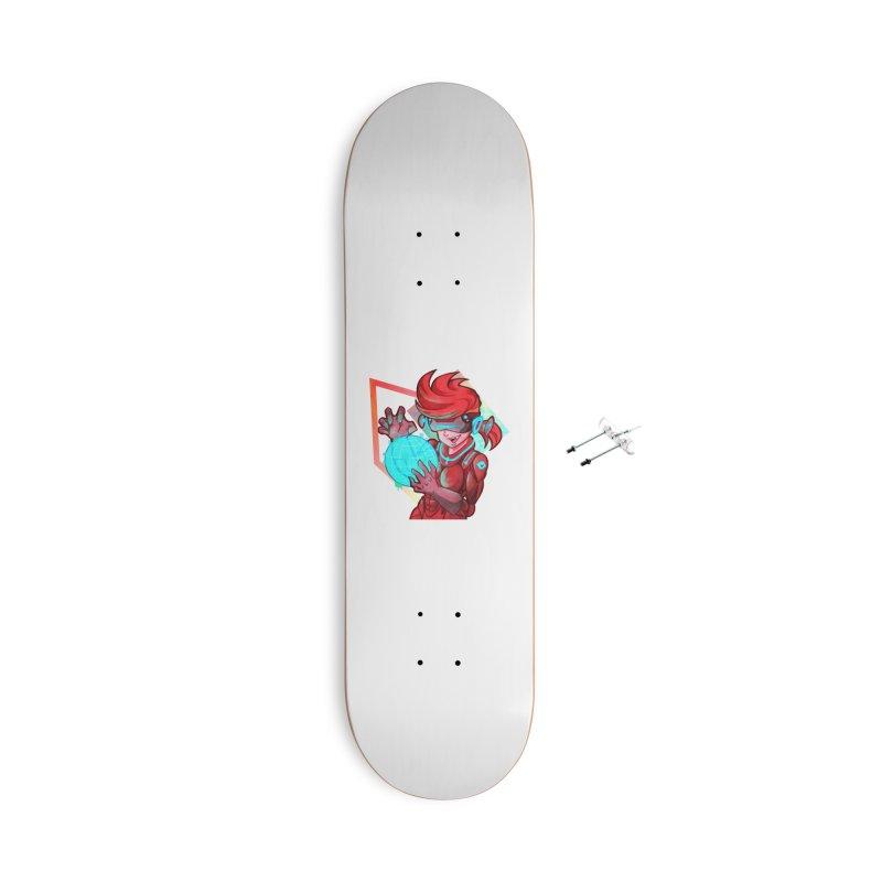 VR Trendsetter (International) Accessories Skateboard by VRTrend's Artist Shop
