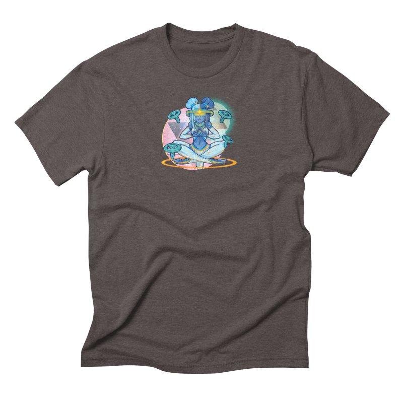 Metaverse Mogul Men's T-Shirt by VRTrend's Artist Shop