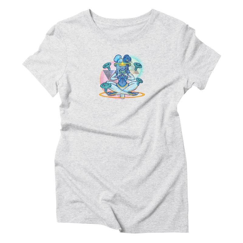 Metaverse Mogul Women's T-Shirt by VRTrend's Artist Shop