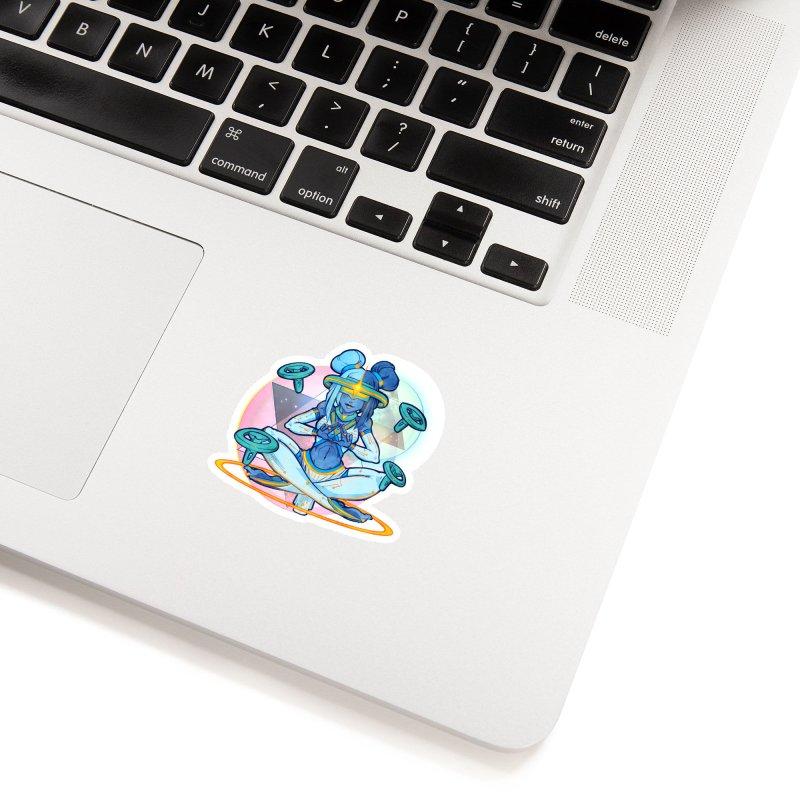 Metaverse Mogul Accessories Sticker by VRTrend's Artist Shop