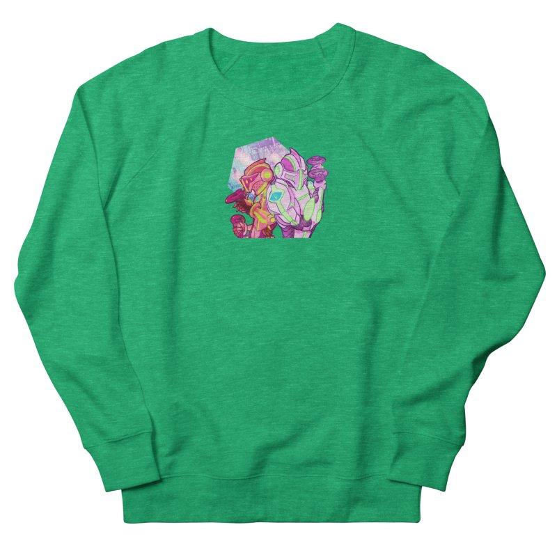Knights of the Metaverse Women's Sweatshirt by VRTrend's Artist Shop