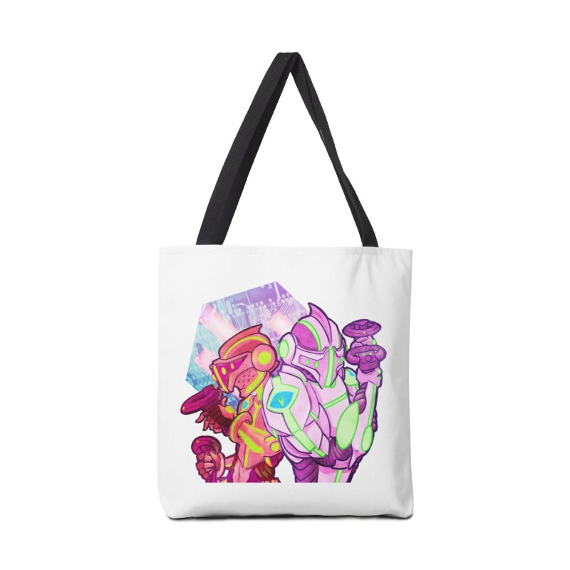 Knights of the Metaverse Accessories Bag by VRTrend's Artist Shop
