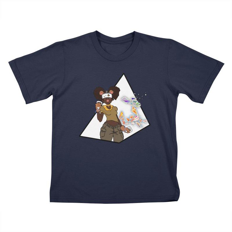 Not Your HoneyBear Kids T-Shirt by VRTrend's Artist Shop