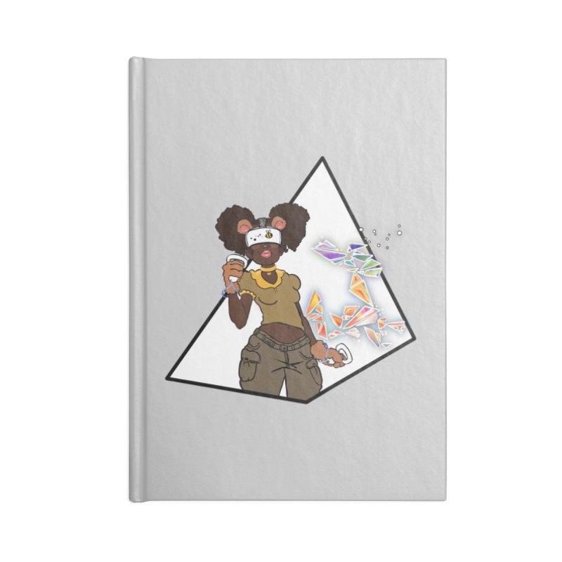 Not Your HoneyBear Accessories Notebook by VRTrend's Artist Shop
