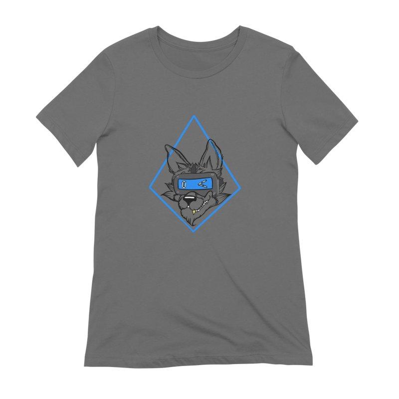 Prowler (No Text) Women's T-Shirt by VRTrend's Artist Shop