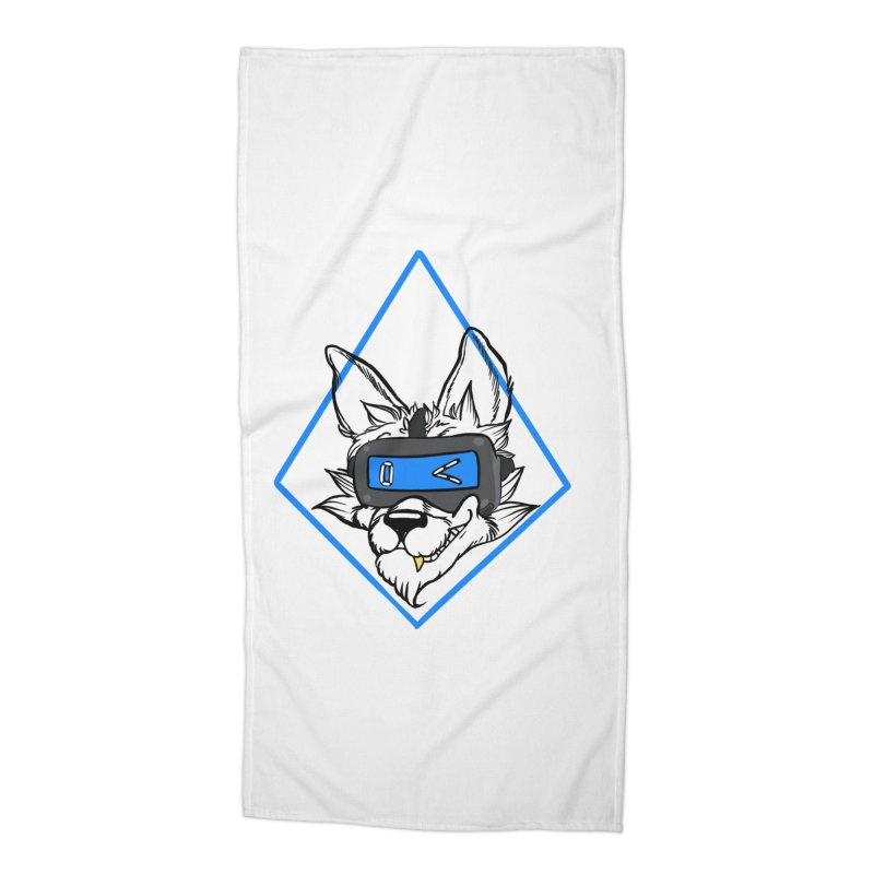 Prowler (No Text) Accessories Beach Towel by VRTrend's Artist Shop