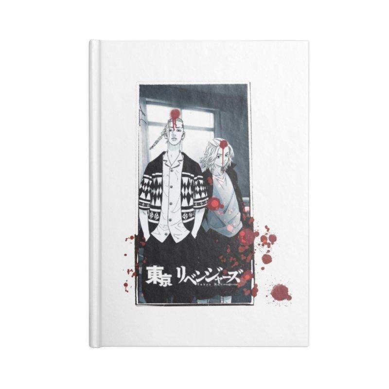 TR 01 Accessories Notebook by VRTrend's Artist Shop
