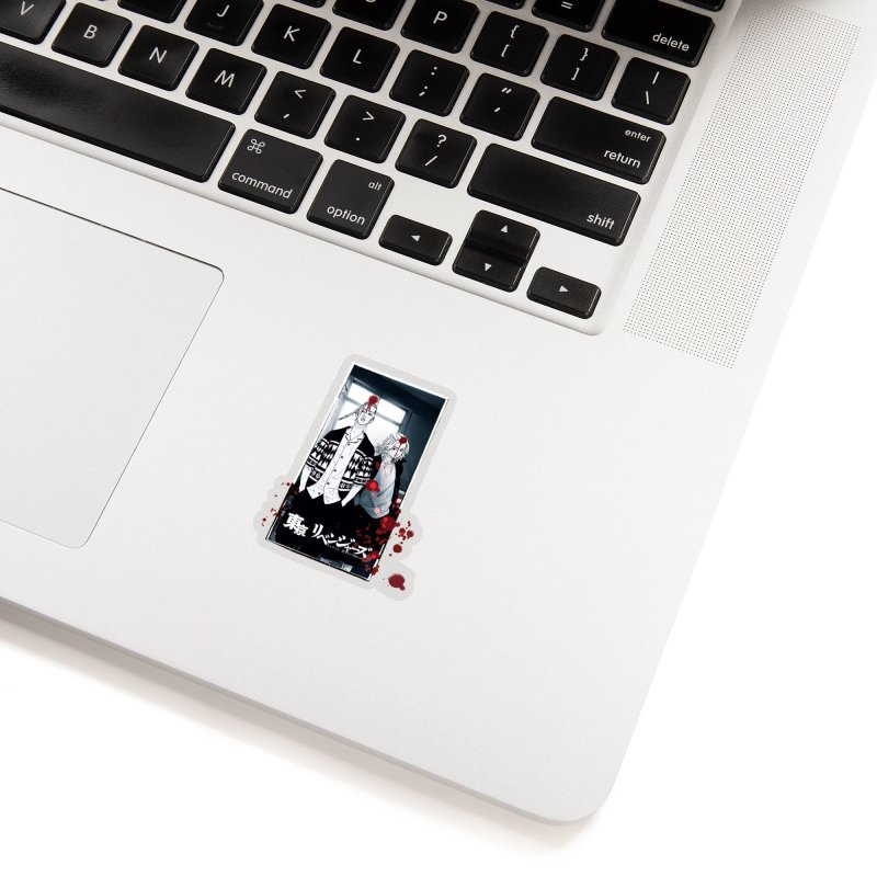 TR 01 Accessories Sticker by VRTrend's Artist Shop