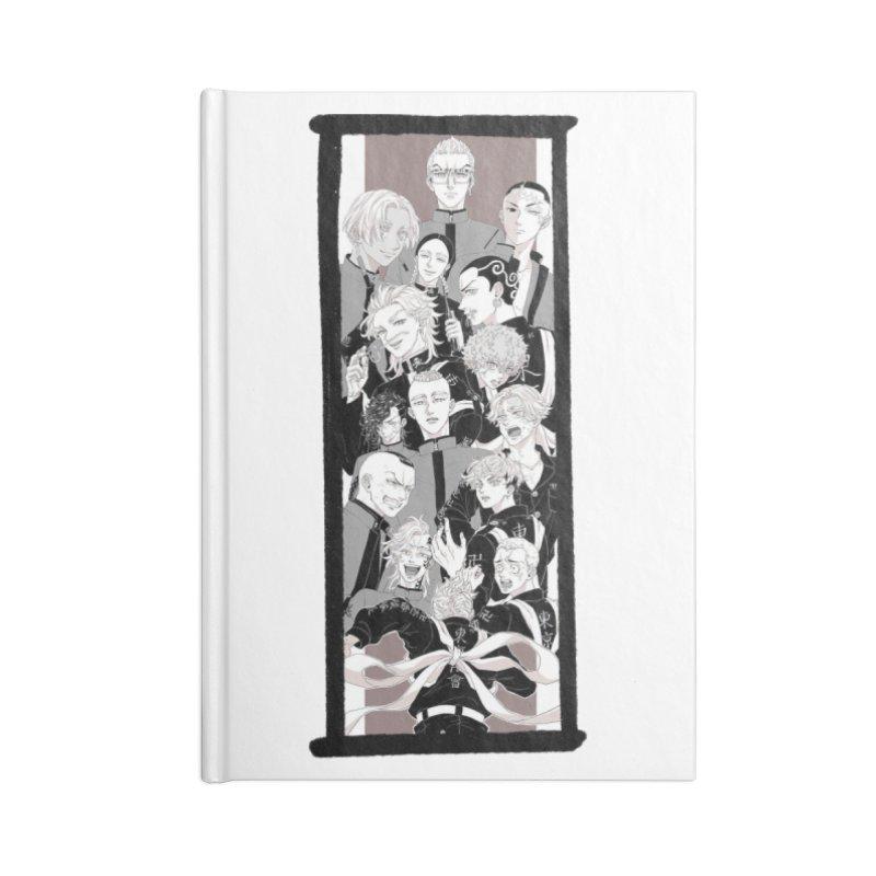 TR07 Accessories Notebook by VRTrend's Artist Shop