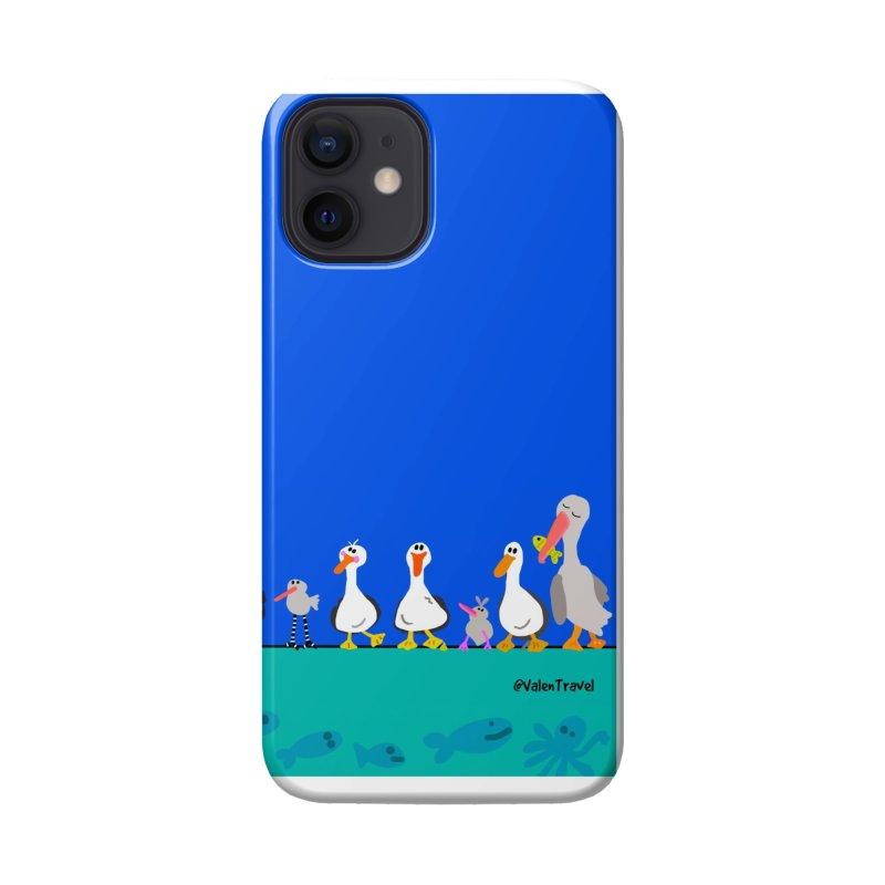 Birds Accessories Phone Case by Valentravel's Artist Shop