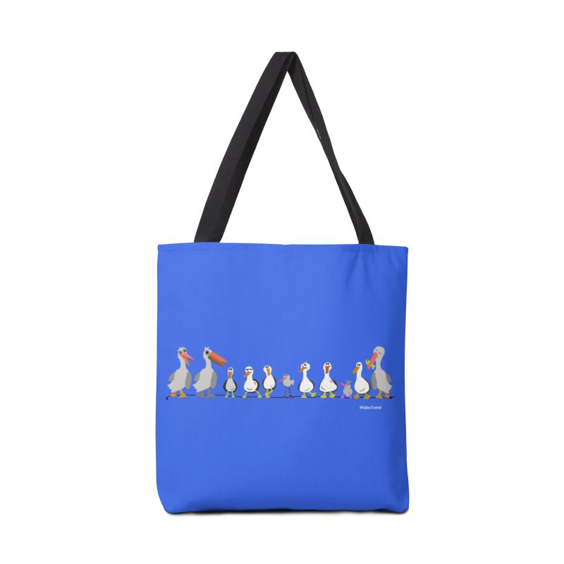 Birds Accessories Bag by Valentravel's Artist Shop
