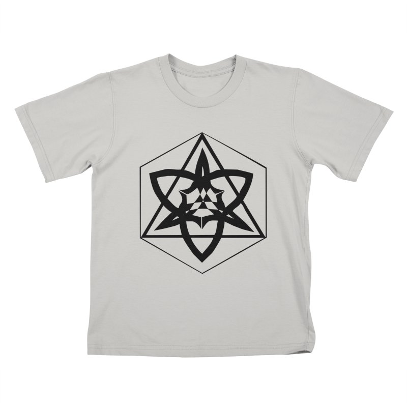 Trinity of creation Kids T-Shirt by Valerius's Artist Shop