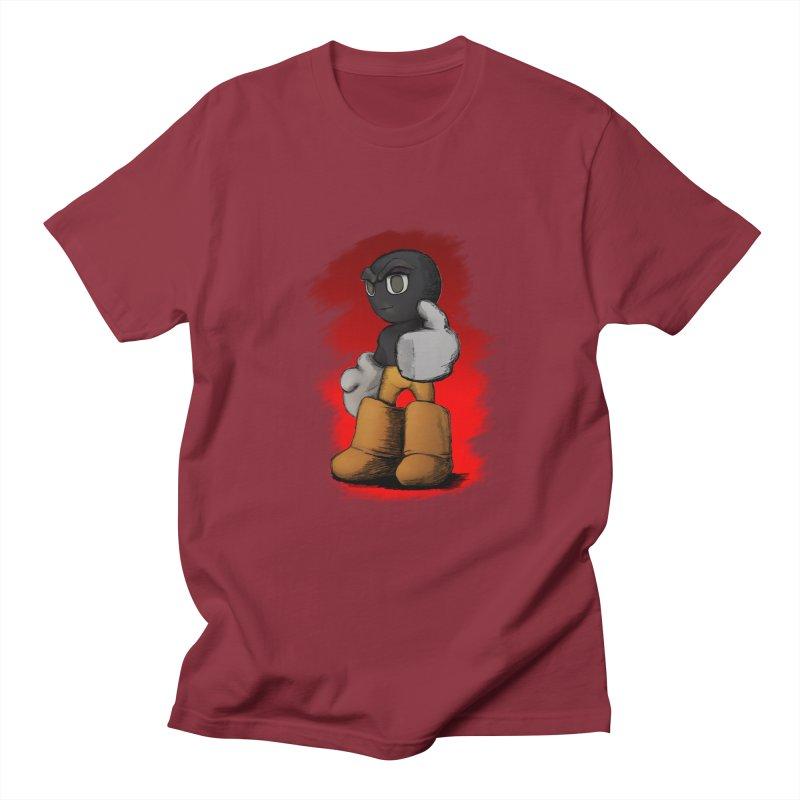 Dark Alpha - Special Men's T-shirt by Valerius's Artist Shop