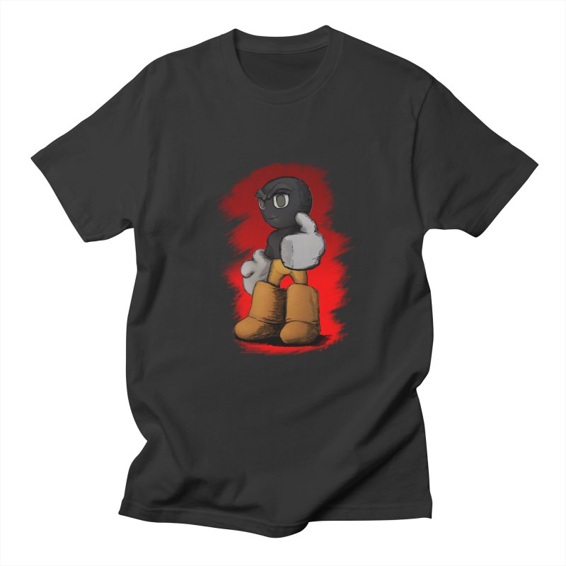 Dark Alpha - Special Men's Regular T-Shirt by Valerius's Artist Shop