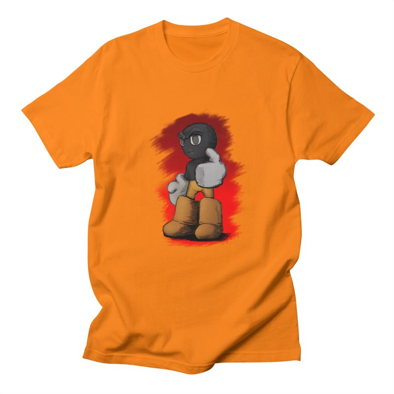 Dark Alpha - Special Men's Regular T-Shirt by Valerius's Artist Shop