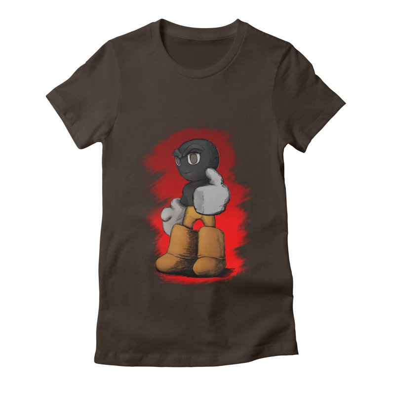 Dark Alpha - Special Women's Fitted T-Shirt by Valerius's Artist Shop