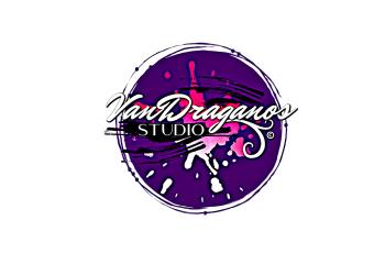 VanDraganos Studio's Artist Shop Logo