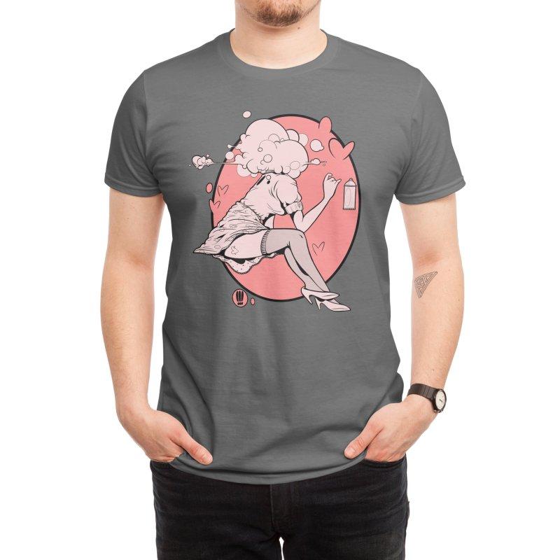 In Love!!! ' Men's T-Shirt by VanGoghZuh's Artist Shop