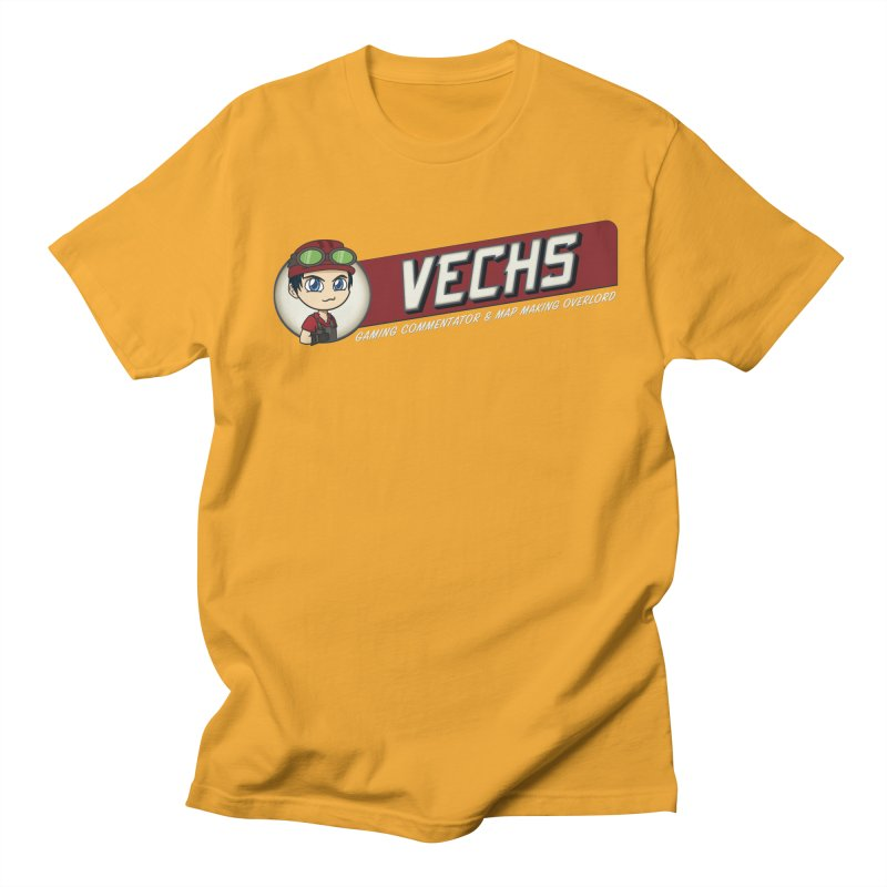 Vechs Logo - Overlord Men's Regular T-Shirt by All Things Vechs