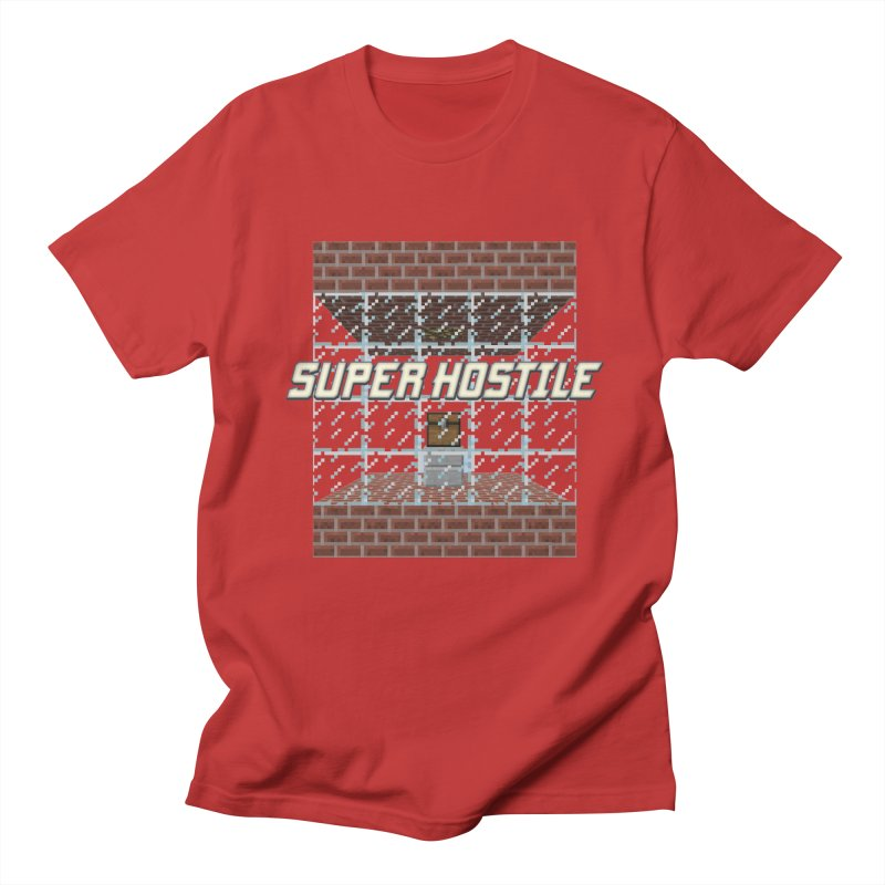 Super Hostile Fleecy Box Women's Regular Unisex T-Shirt by All Things Vechs