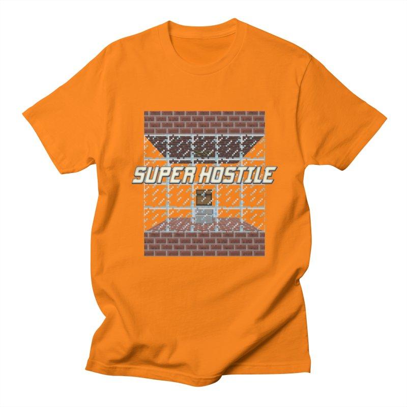 Super Hostile Fleecy Box Women's Regular Unisex T-Shirt by All Things Vechs