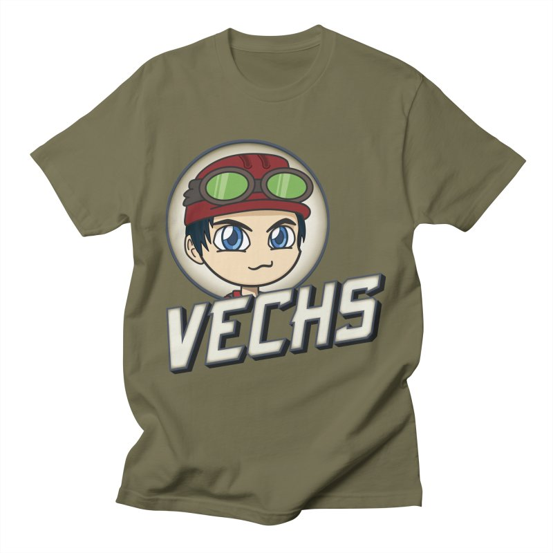 Vechs Logo Men's T-Shirt by All Things Vechs