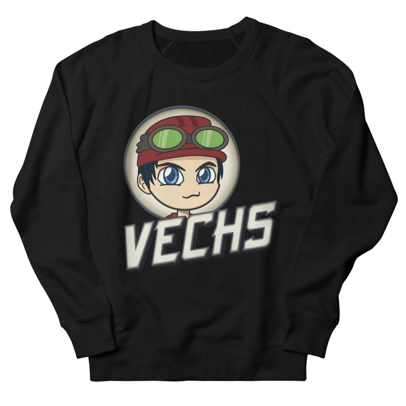 Vechs Logo Women's French Terry Sweatshirt by All Things Vechs