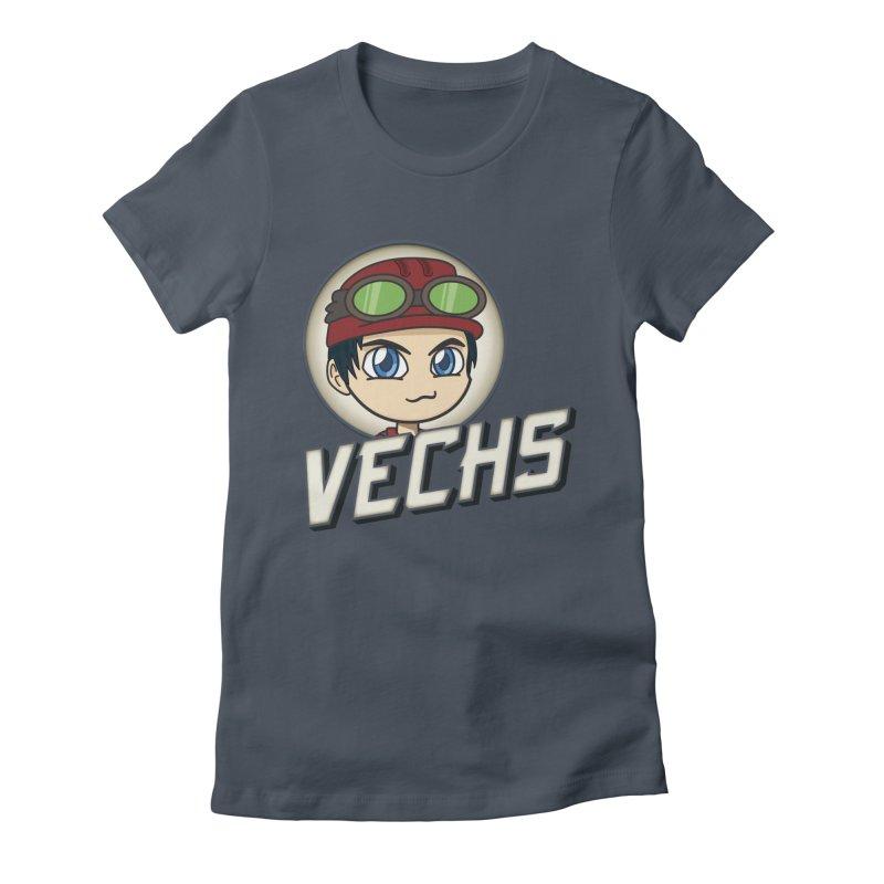 Vechs Logo Women's T-Shirt by All Things Vechs
