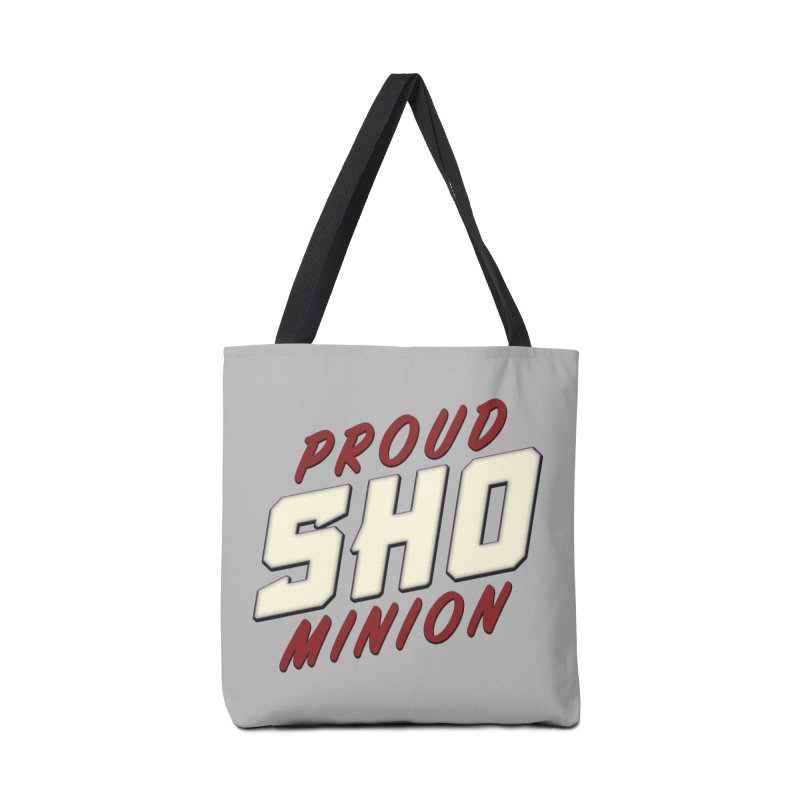 Proud SHO Minion Accessories Bag by All Things Vechs