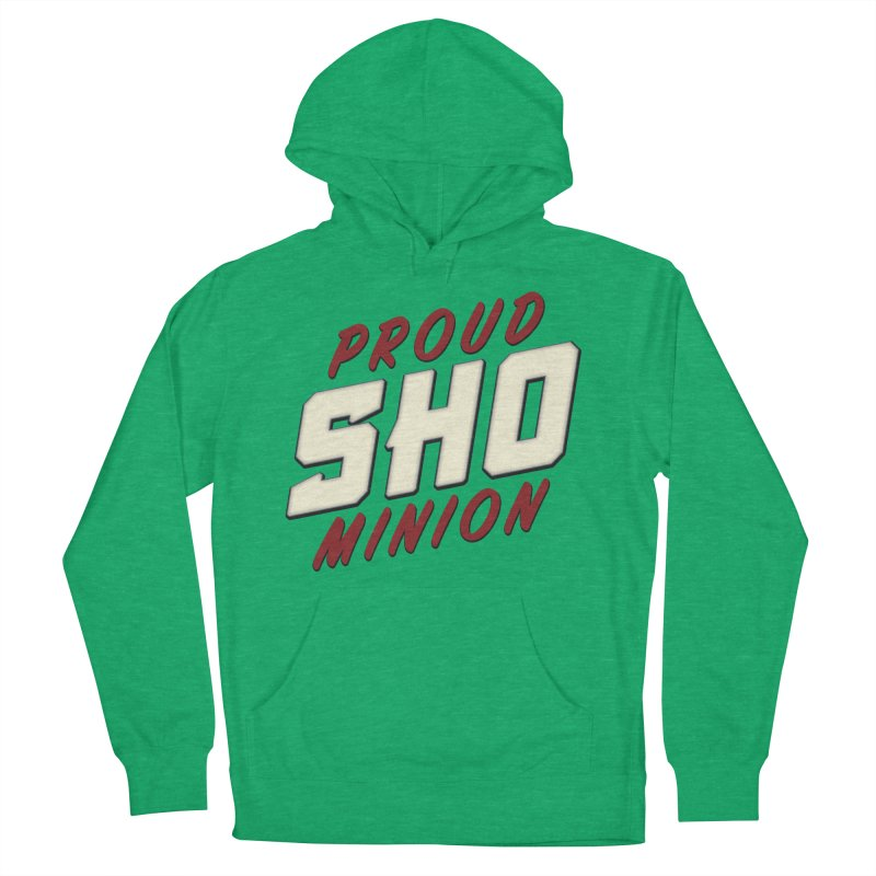 Proud SHO Minion Women's French Terry Pullover Hoody by All Things Vechs