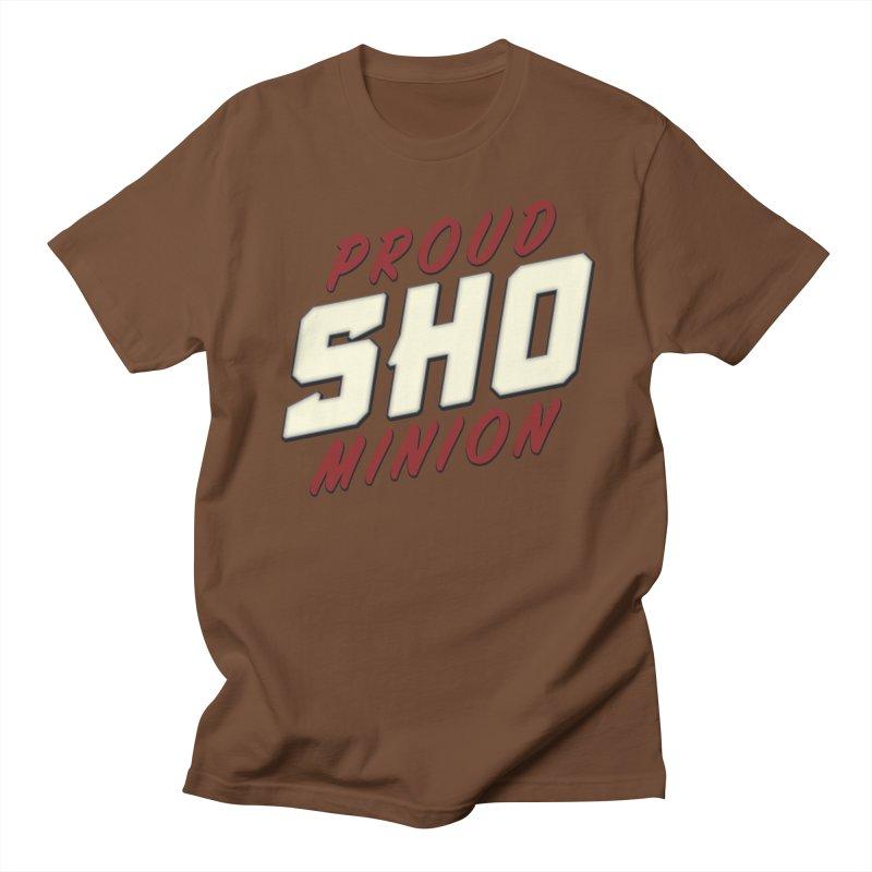 Proud SHO Minion Women's Regular Unisex T-Shirt by All Things Vechs