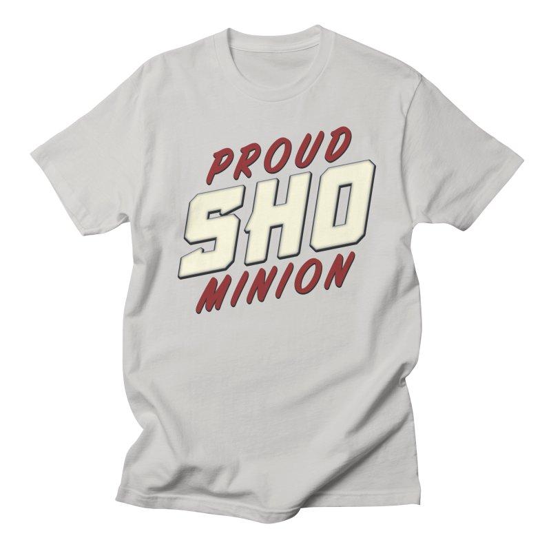 Proud SHO Minion Men's Regular T-Shirt by All Things Vechs