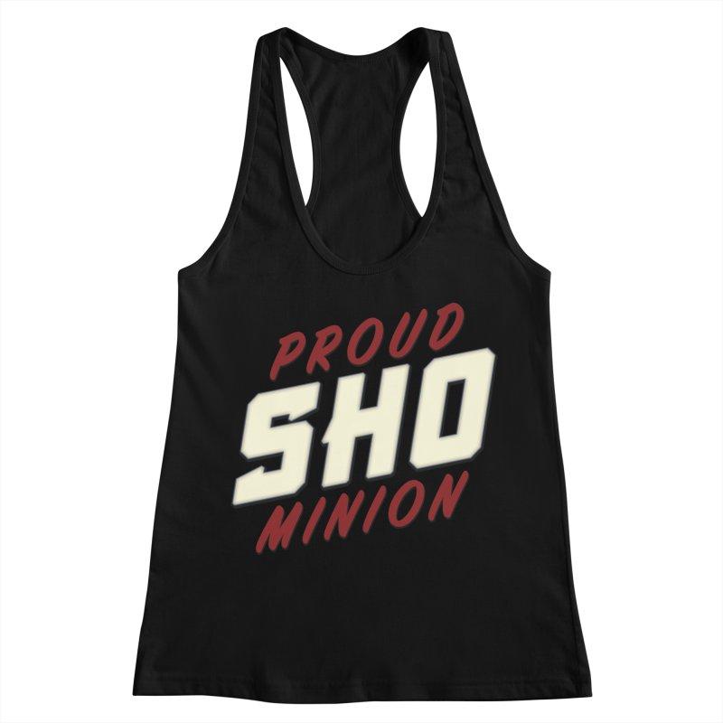 Proud SHO Minion Women's Racerback Tank by All Things Vechs