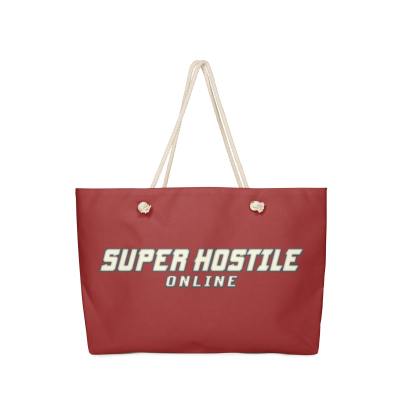 Super Hostile Online Accessories Bag by All Things Vechs