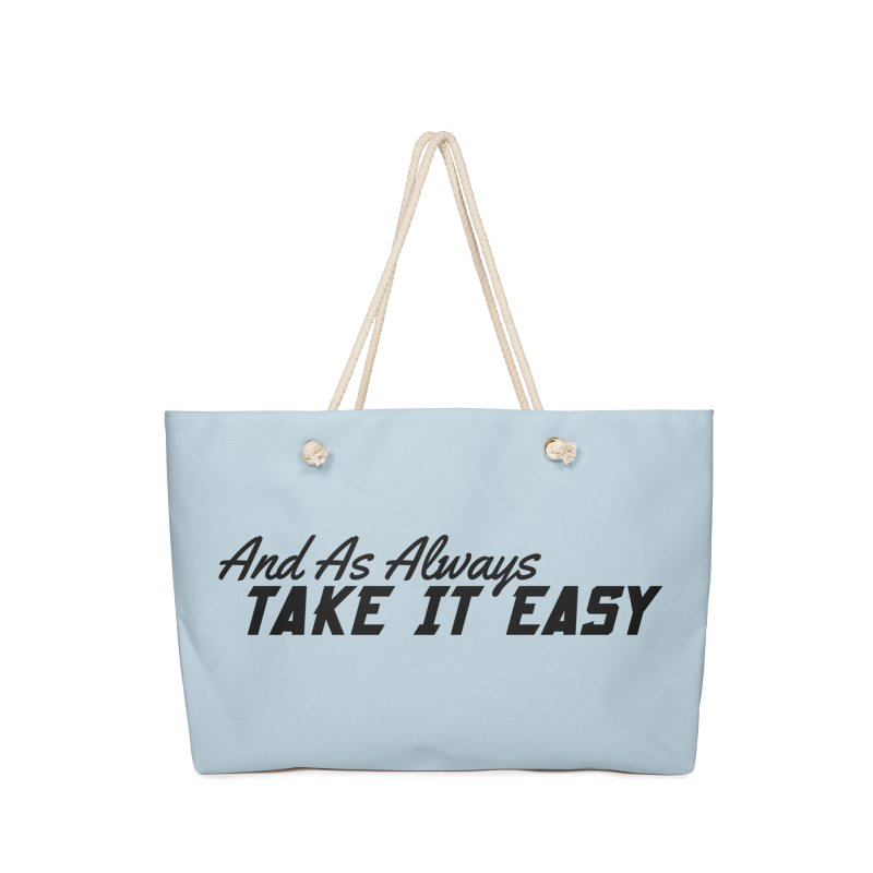 Take It Easy - Dark Accessories Bag by All Things Vechs