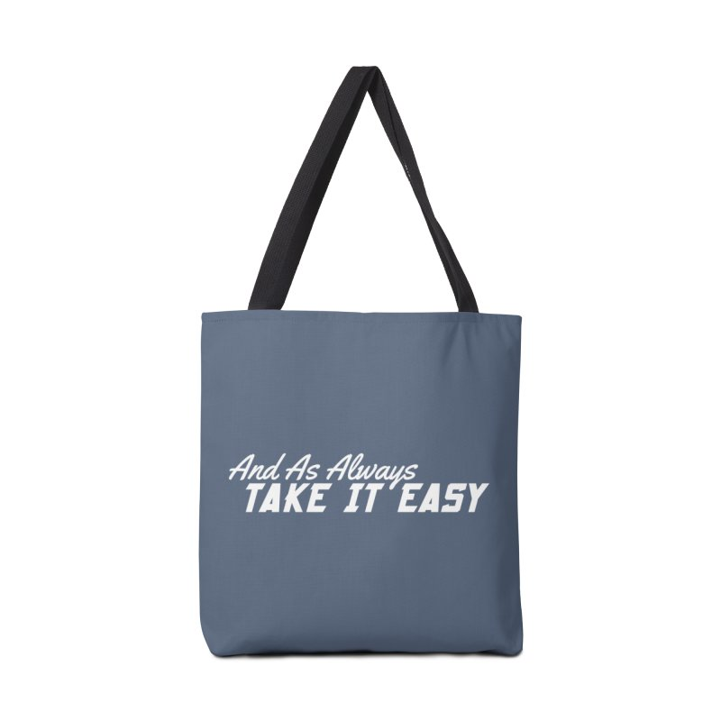 Take It Easy - Light Accessories Bag by All Things Vechs