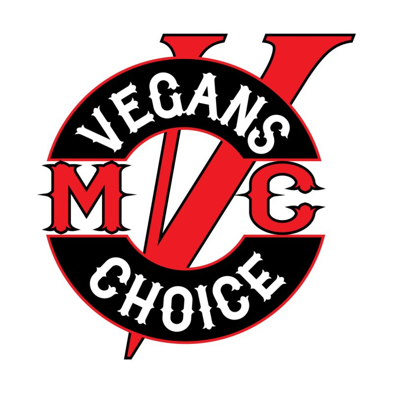 VCMC Women's V-Neck by Vegans Choice Motorcycle Club