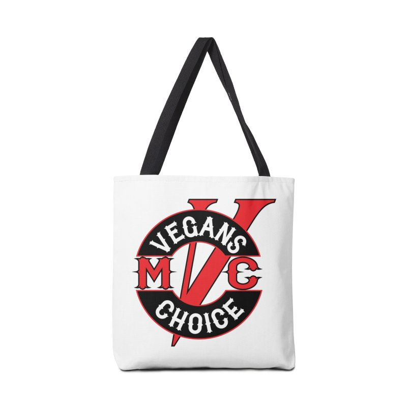 VCMC Accessories Tote Bag Bag by Vegans Choice Motorcycle Club