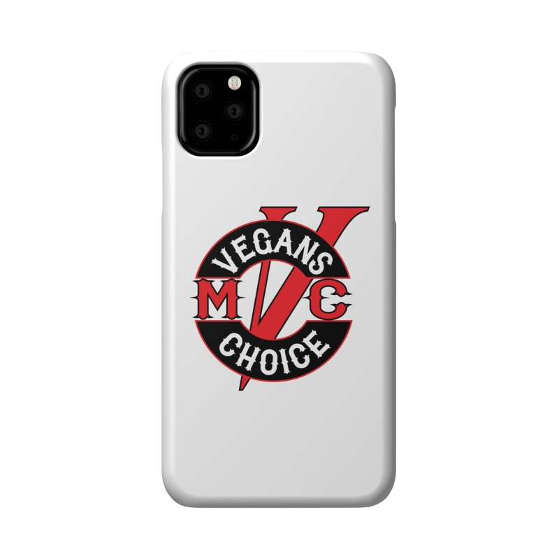VCMC Accessories Phone Case by Vegans Choice Motorcycle Club