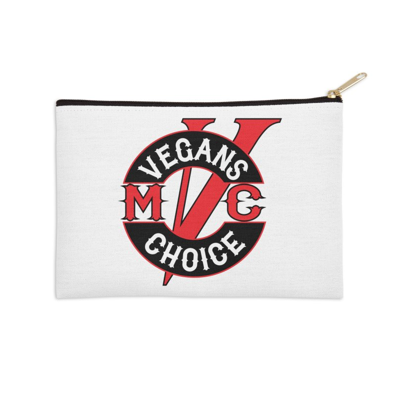 VCMC Accessories Zip Pouch by Vegans Choice Motorcycle Club