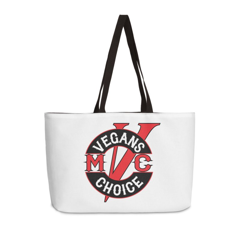 VCMC Accessories Weekender Bag Bag by Vegans Choice Motorcycle Club