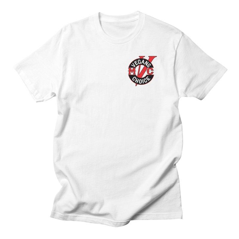 VCMC Men's T-Shirt by Vegans Choice Motorcycle Club