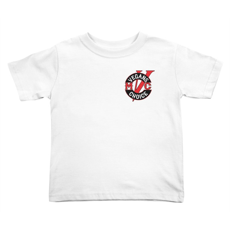 VCMC Kids Toddler T-Shirt by Vegans Choice Motorcycle Club