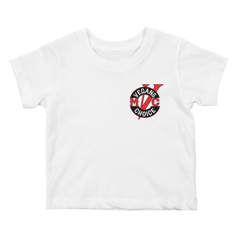 VCMC Kids Baby T-Shirt by Vegans Choice Motorcycle Club
